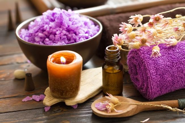Gabalėlis aromaterapijos